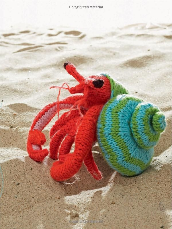 Knitted Amigurumi Sea Creatures : 23 best images about crochet toys on Pinterest Toys ...