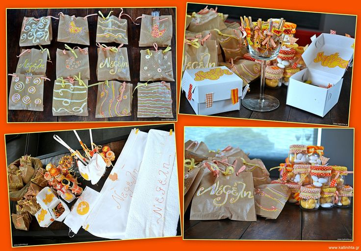 Party goodie bags and more ...