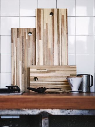 79 best Küche images on Pinterest Kitchen ideas, Cucina and Ikea - buche küche welche arbeitsplatte