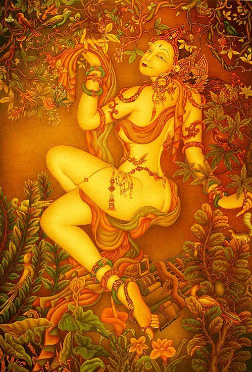 Sadaanandan | Paintings by Sadaanandan | Sadaanandan Painting - SuchitrraArts.com