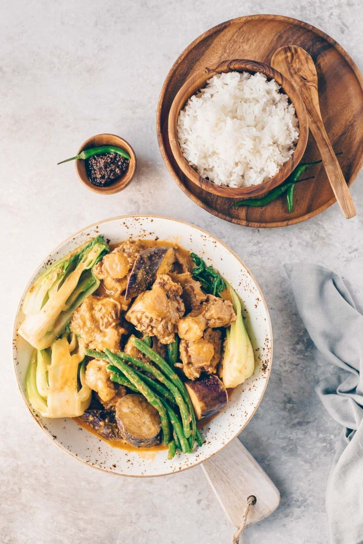 instant pot karekare filipino oxtailpeanut stew