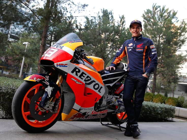 MotoGP: Marc Marquez sets his sights on a sixth world championship fueled by his desire to win 'every Sunday, every year' #motogp #marquez…