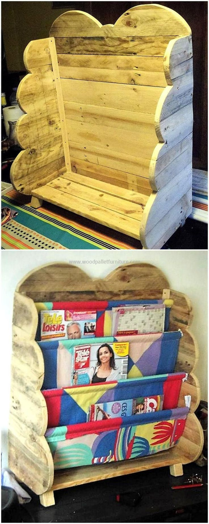 pallet furniture plans step by step / pallet vegetable garden ideas / landscaping ideas with pallets / how to make a pallet garden bed / pallet ideas for outdoors /pallet garden instructions / horizontal pallet garden / pallet shelves ideas / DIY pallet shelf