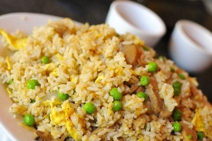 CrockPot Slow Cooker Fried Rice Recipe