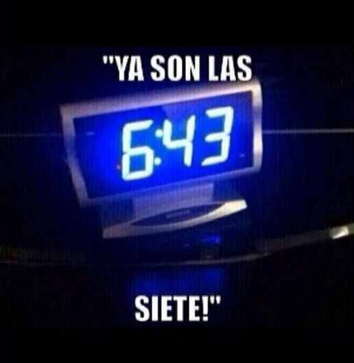 hispanics be like...