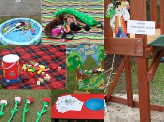 Wiggles Party Games & Activities!