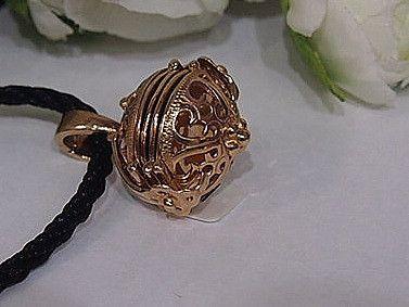 Jewellery-Pendant-Vintage-Victorian Rose Gold Photo-ball Locket