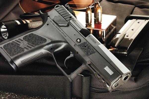 Oh yeah my new Gun CZ P07 Duty Find our speedloader now!  http://www.amazon.com/shops/raeind
