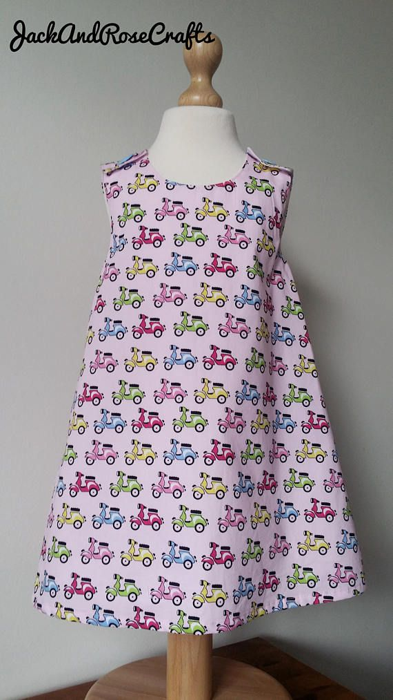 Check out this item in my Etsy shop https://www.etsy.com/uk/listing/511101768/pink-pinafore-scooters-mod-dress-retro