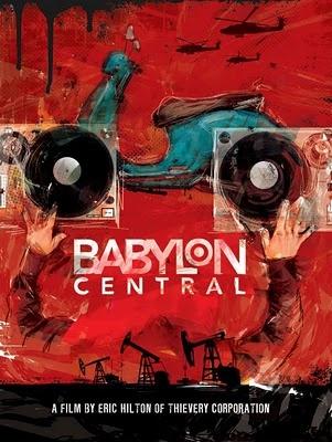 Babylon Central Movie Poster