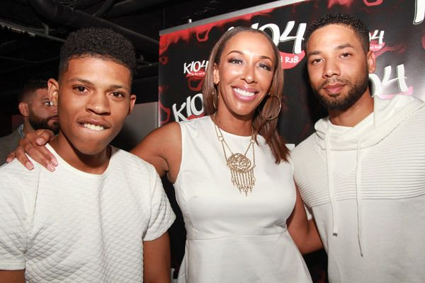 """DeDe McGuire's K104 All White """"Empire"""" Party Pics with """"Jamal"""" and """"Yaz"""" - http://www.radiofacts.com/dede-mcguires-k104-all-white-empire-party-pics-with-jamal-and-yaz/"""