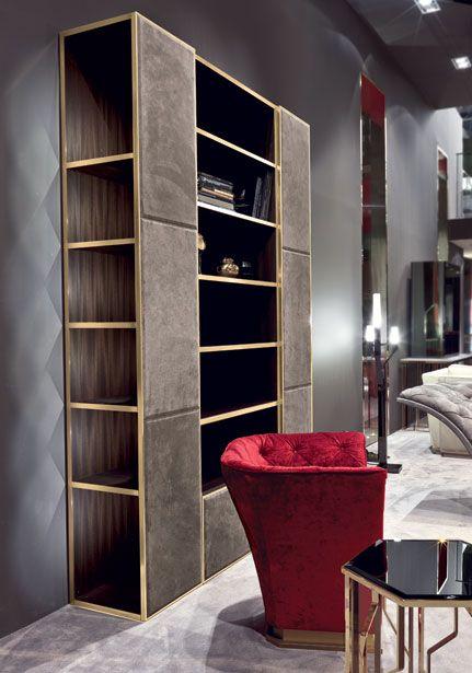 Display storage cabinet