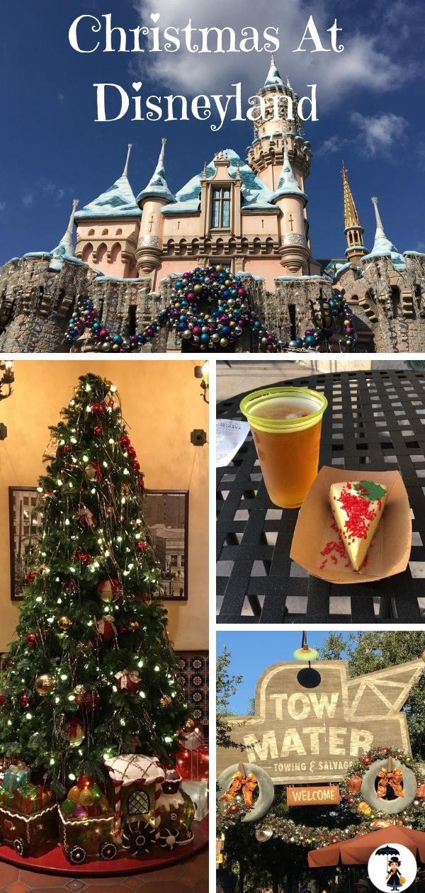 Christmas at Disneyland What You Need To Know And Tips For a Great