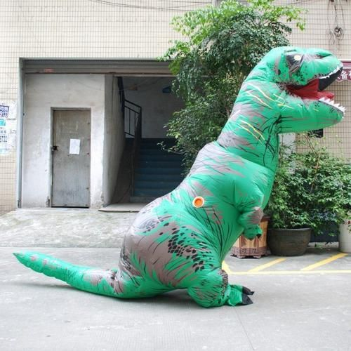 Gift - Inflatable T-rex Costume