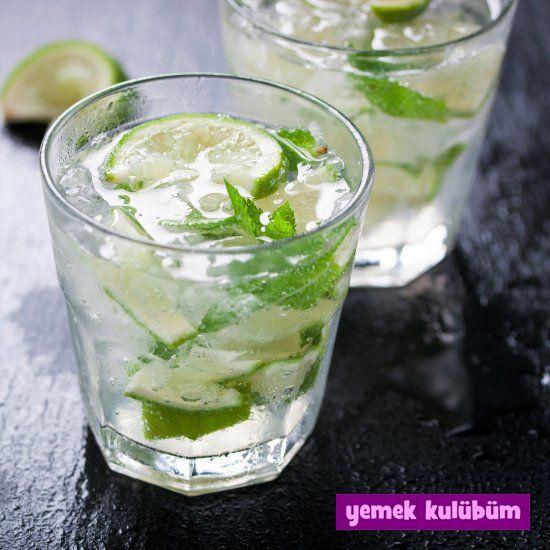 Gin Fizz Kokteyli nasıl yapılır, Gin Fizz Kokteyl tarifi, Gin Fizzin içindekiler, içinde neler var, Ginli kokteyl tarifleri, Ginli kokteyler
