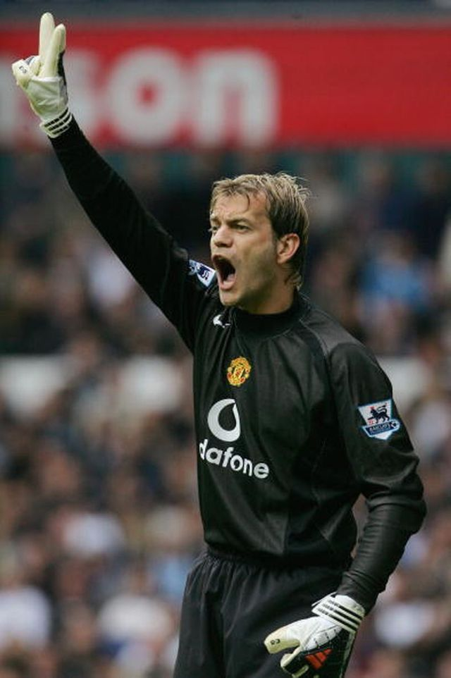 Roy Carroll, Manchester United