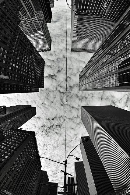 New York by fisheye I was able to do this with two childhood friends, shortly after my mother's death.  I was able to stand in some of  the same spots my father, mother and siblings had visited when they came here from Germany.