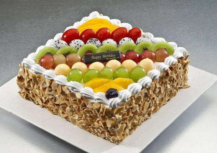 63 besten obst torten bilder auf pinterest obstkuchen - Kuchen wanddekoration ...