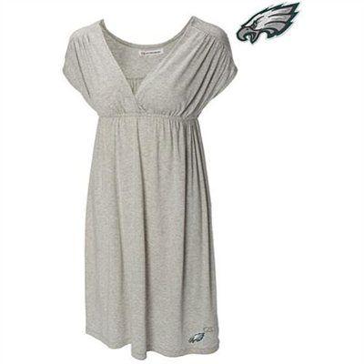 Cutter & Buck Philadelphia Eagles Women's Shuffle Knit Sun Dress