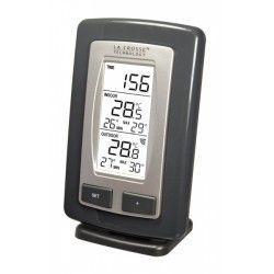 Termometro digital WS9245 de La Crosse Technology color gris - plataEn oferta a 24.900 pesos iva incluido http://www.fullmundo.cl/348-termometro-digital-ws9245-gris-plata.html