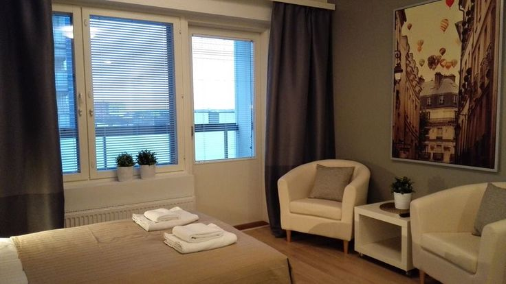 Are you looking for a hotel from Oulu? Do you want to stay under the same roof with your whole crew? We have fully decorated apartments in Oulu's city center!
