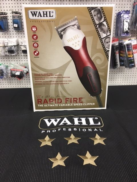 Wahl 5Star Rapid Fire Clipper #abbs #Atlanta #barber #supply #Wahl #5star #rapid #fire #clipper