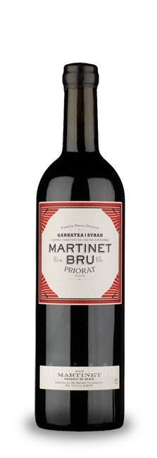 Martinet Bru 2009. Spanish Red Wine Priorat at decantalo.com 90PK 17,95€!