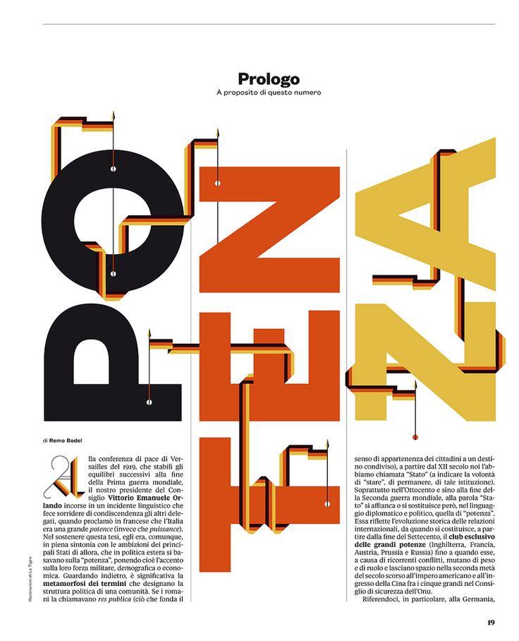 IL38 Cover Story Germany/Merkel - Prologo