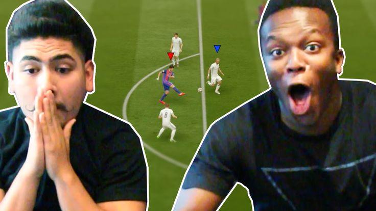 FIFA 17 - CASTRO VS KSI