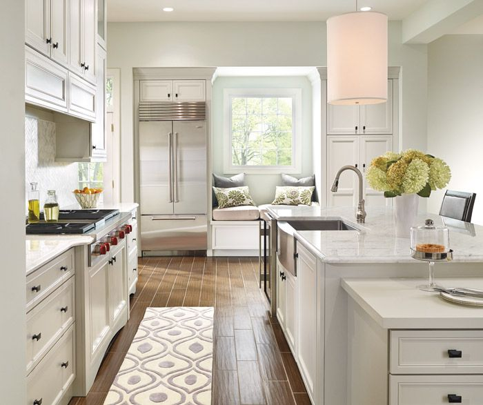 Paint Kitchen Cabinets White Or Cream: 15 Must-see Off White Kitchen Cabinets Pins