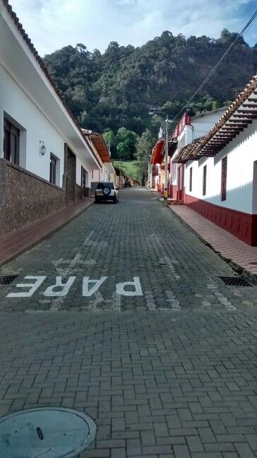 Calles Jericó colombia