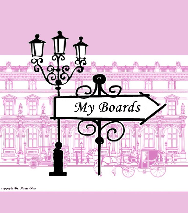 Welcome to my boards - pin away!