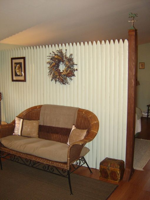 Free Standing Room Dividers | utilize this large room to maximize my limited space. A room divider ...