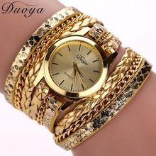 Reloj de pulsera mujeres del reloj vendedor caliente de moda de lujo pendiente de las mujeres relojes susenstone damas marca de relojes de cuero chica(China (Mainland))