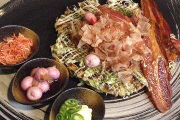Chase Kojima of Sydney's Sokyo restaurant shares his recipe and tips for making okonomiyaki.