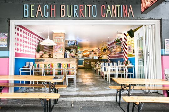 Beach Burrito Darlinghurst