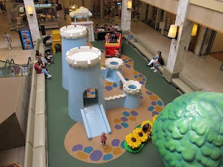 Mister Rogers' Neighborhood Play Area. Monroeville Mall, Monroeville, PA.  pinterest.com/... #hamptoninnmonroeville  www.facebook.com/... #pittsburghhotel