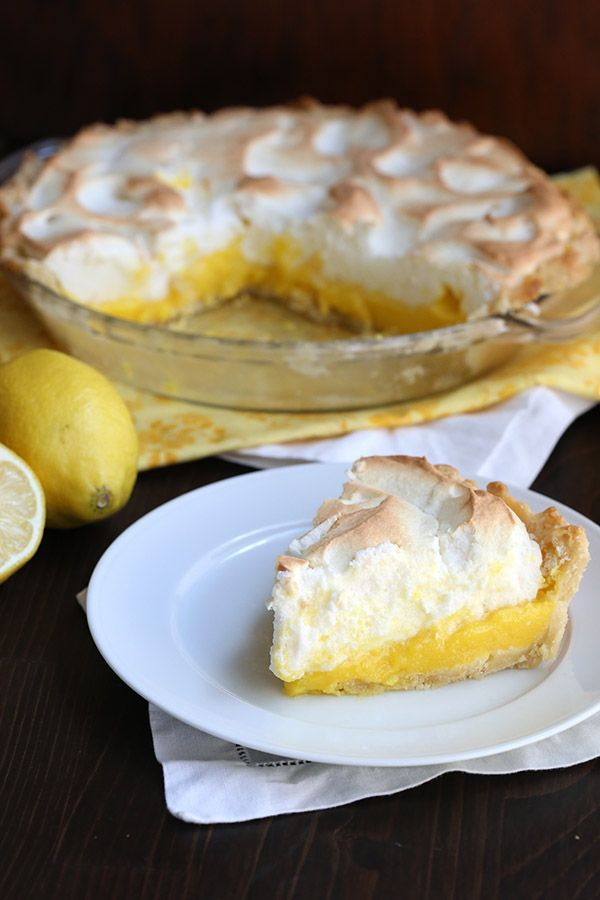 Low Carb Lemon Meringue Pie | Recipe | Banting, The lemons ...
