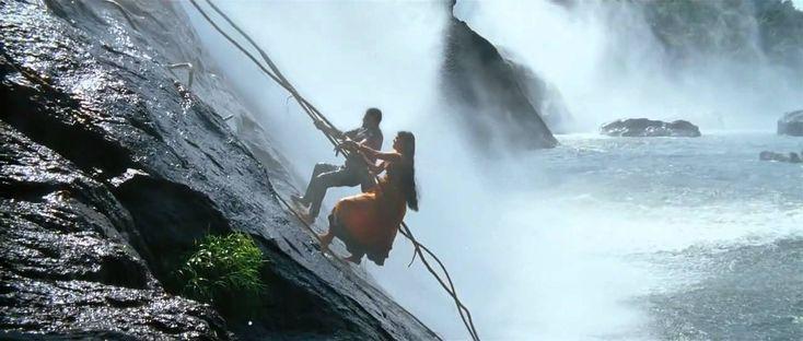 """Usure Poguthey"" from "" Raavanan"". Tamil song version. Singer Karthik.  Love his voice ..."