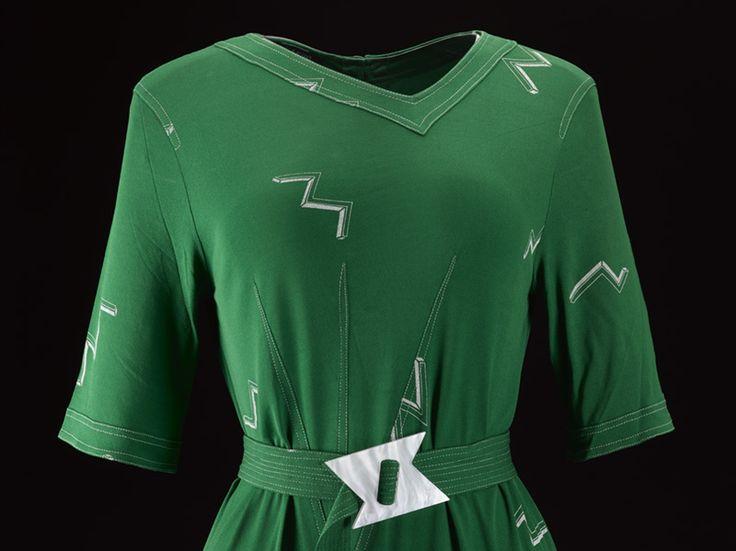 Jean Muir dress