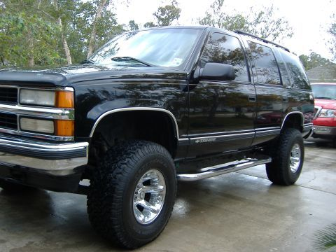 1999 Chevy Tahoe Cars Amp Trucks I Did Pinterest Chevy