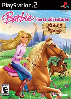 Emularoms: Barbie Horse Adventures Riding Camp [ Ps2 ] { Torr...