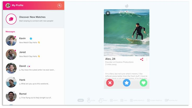 Tinder on the desktop: Looking for love in another wrong place Tinder has arrived to the desktop with Tinder Online, finally helping you find love (or sex)