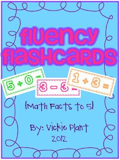 Free fluency flashcards for kindergarten common core: Numbers Line, Schools, Math Lessons, Flash Cards, Kindergarten Common Cores, Math Ideas, Math Facts, Plants Press, Fluency Flashcards