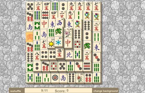 Mahjong Solitaire– Vignette de la capture d'écran