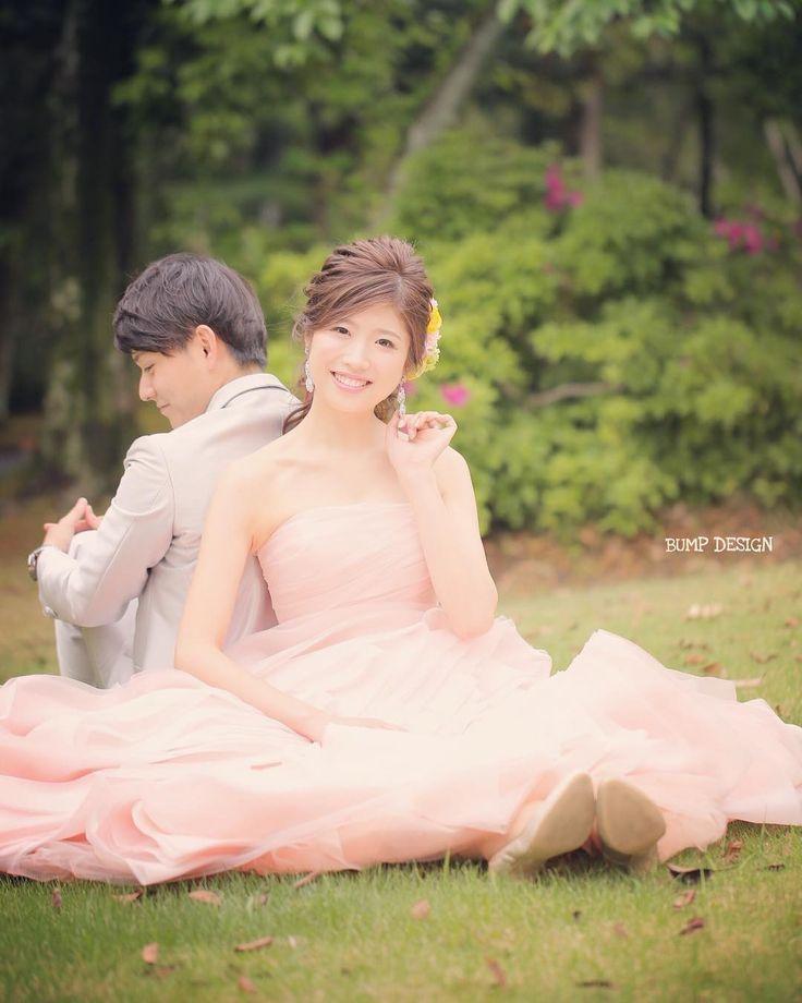 #三重ロケーション前撮り . . ううーーん . お二人のポテンシャルはもちろん . ピンクのドレスも . ヘアスタイルも . シューズも . そしてアクセサリーも . . すべてが美しすぎて . そして可愛いなんて . . もうやばいっ .  . . #やっぱりベラウォン最高です #着こなす新婦はもっと最高 #それを引き出す新郎さんも最高 . #結婚写真 #花嫁 #プレ花嫁 #卒花 #結婚式 #結婚準備 #ロケーション前撮り #カメラマン #ウェディング #前撮り #結婚式前撮り #写真家 #ゼクシィ #名古屋花嫁 #和装前撮り #持ち込みカメラマン #ウェディングフォト #2017春婚 #結婚式レポ #アサダユウスケ #赤いカメラ #日本中のプレ花嫁さんと繋がりたい #日本中の卒花嫁さんと繋がりたい #ウェディングニュース  #weddingphoto #バンプデザイン