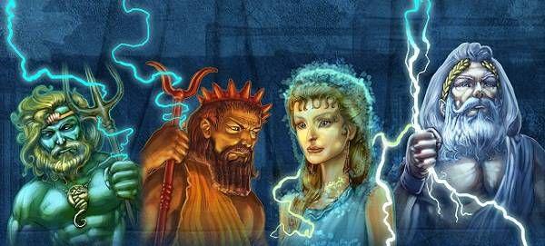 Quais são os principais deuses gregos?