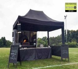 Our Mobile Pizza Catering Service is available to book for weddings in London & the UK.