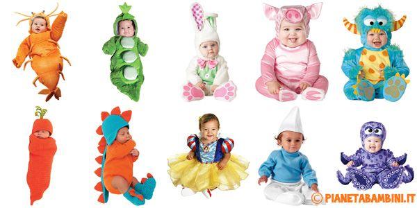 50 Vestiti di Carnevale per Neonati