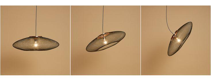 Atelier Robotiqatelier robotiq | Fiber Pattern Lamps